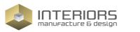 Logo INTERIORS manufacture&design a.s.