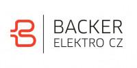 Logo Backer Elektro CZ a.s.