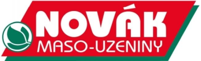 Logo: NOVÁK maso - uzeniny s.r.o.