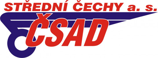Logo: ČSAD Střední Čechy, a.s.