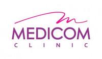 Logo: MEDICOM CLINIC a.s.