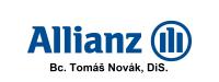 Logo Allianz pojišťovna, a.s. - Tomáš Novák
