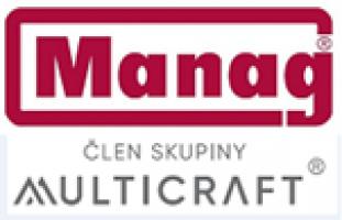 Logo: MANAG a. s.