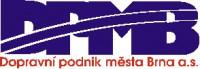Logo Dopravní podnik města Brna,a.s.